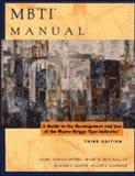 MBTI Manual