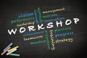 MBTI Workshop page