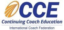 CCE - ICF logo