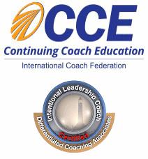CCE - ICF logos