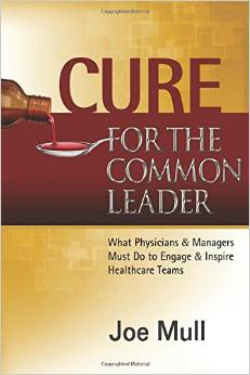 Cure for the Common LeaderCure for the Common Leader