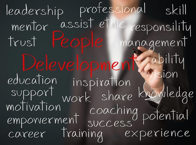 The People Skills Group provides Individual Development