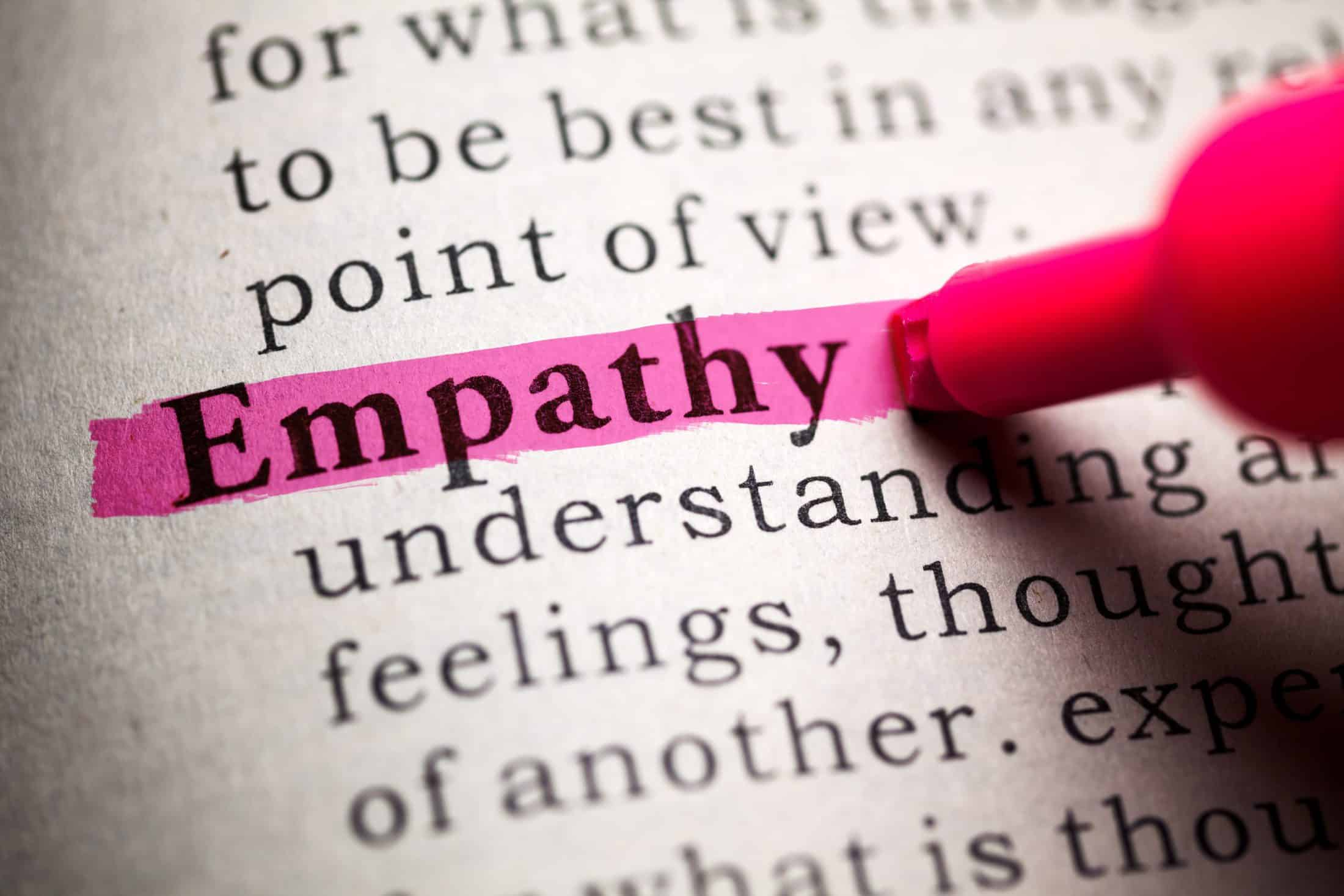 The Empathy Paradox – Are We Really Helping?