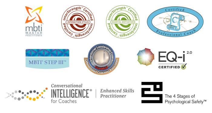 Cindy Paris certifications